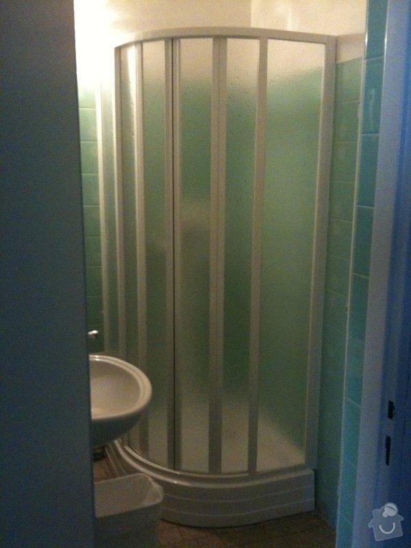 Sprchový kout, přeložení umyvadla: iPad_032
