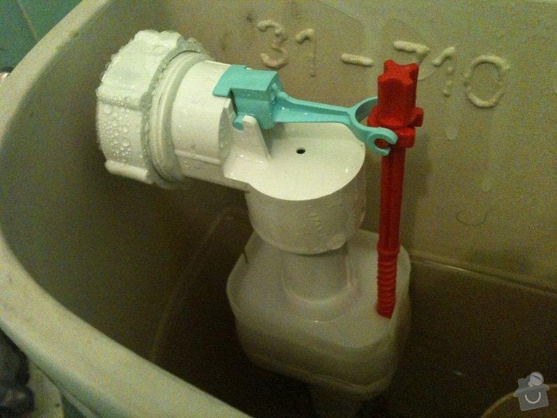 Výměna plováků na WC: IMG_0025