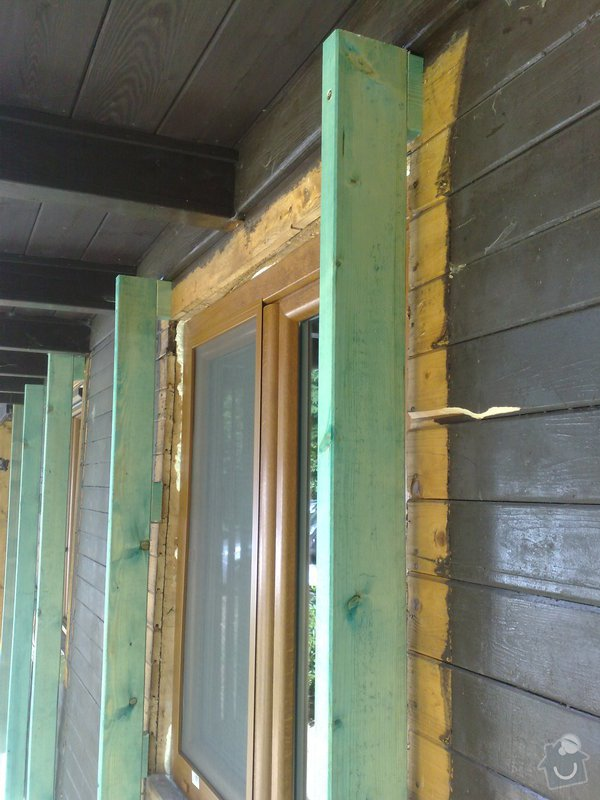 Zateplení a obklad chaty : 20062011911