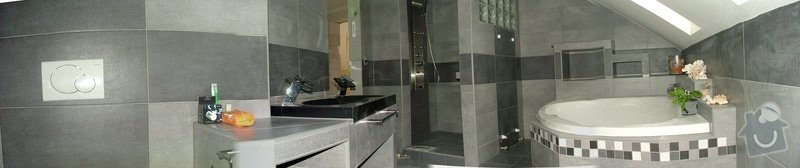 Obložení koupelny: panorama_-_koupelna