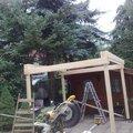Stavba zastresene pergoly 220720111020