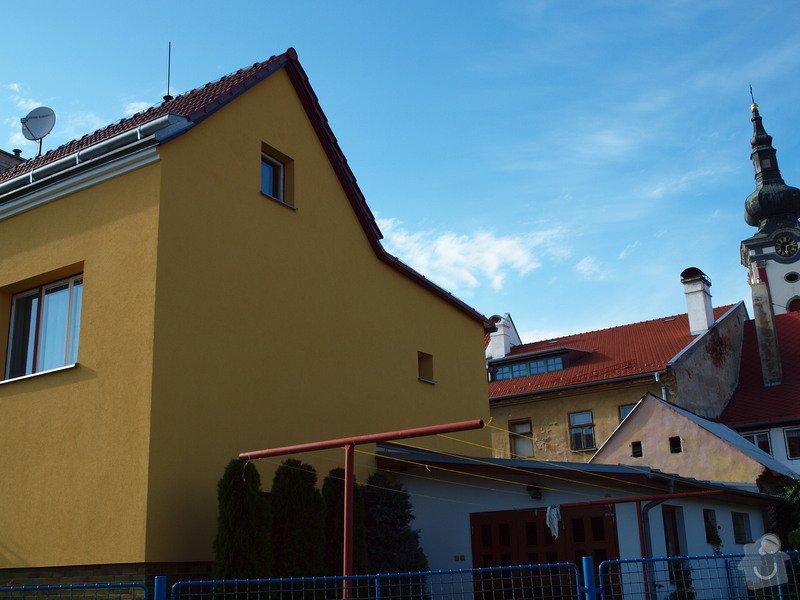 Zateplení fasády: P7183986
