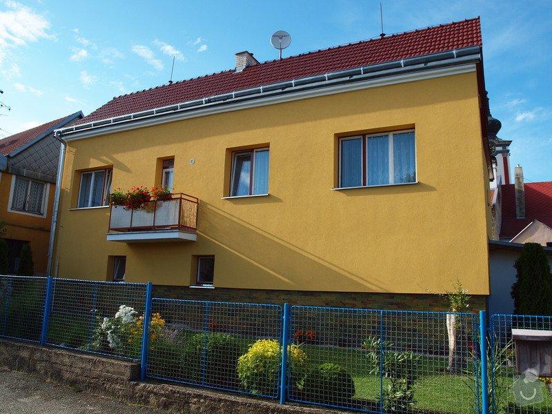 Zateplení fasády: P7183987