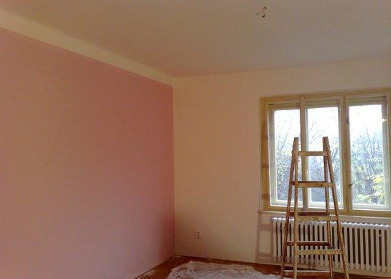 Malování bytu