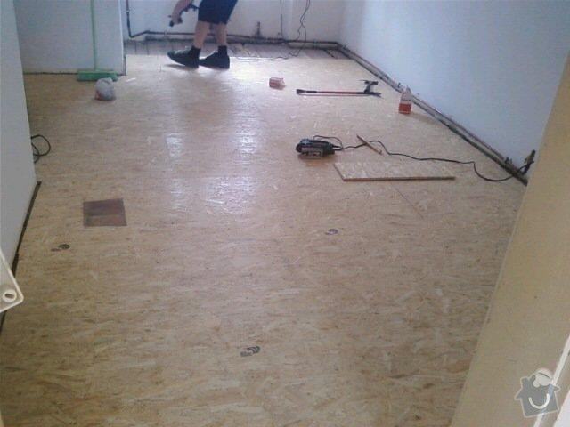 Podklad pro podlahovou krytinu, rekonstrukce: 0801111455-02