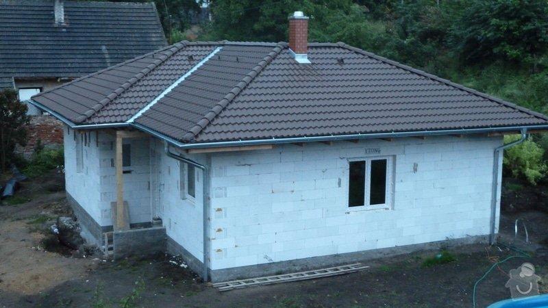 Zateplení novostavby typu bungalov 125m2: P1000507