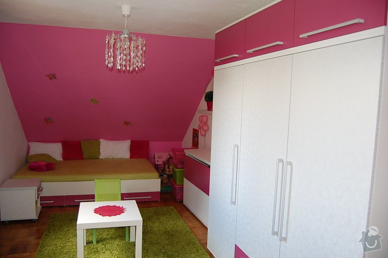 Nábytek do dětského pokoje: DSC_0027