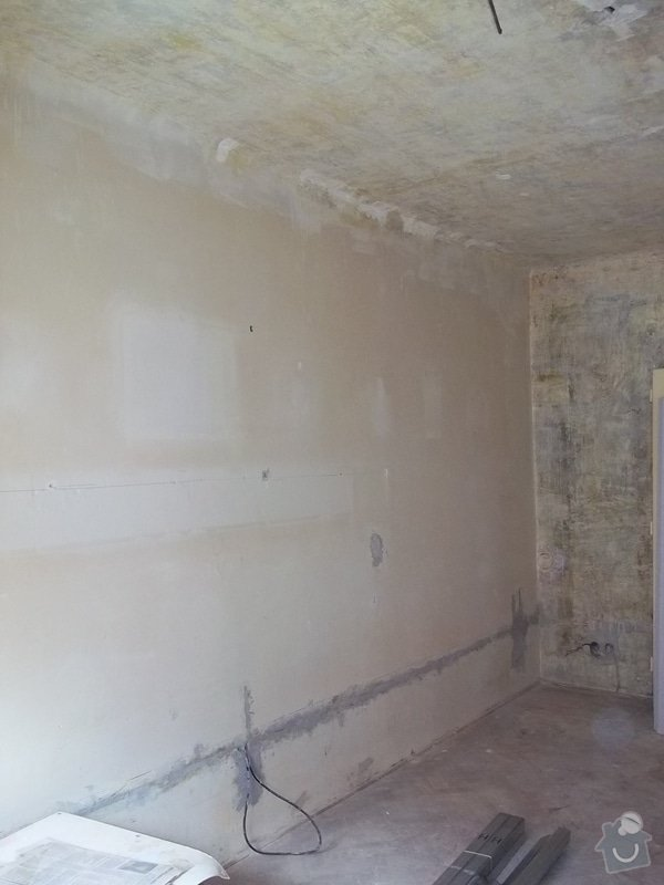 Odhlučnění stěny: 104_0475