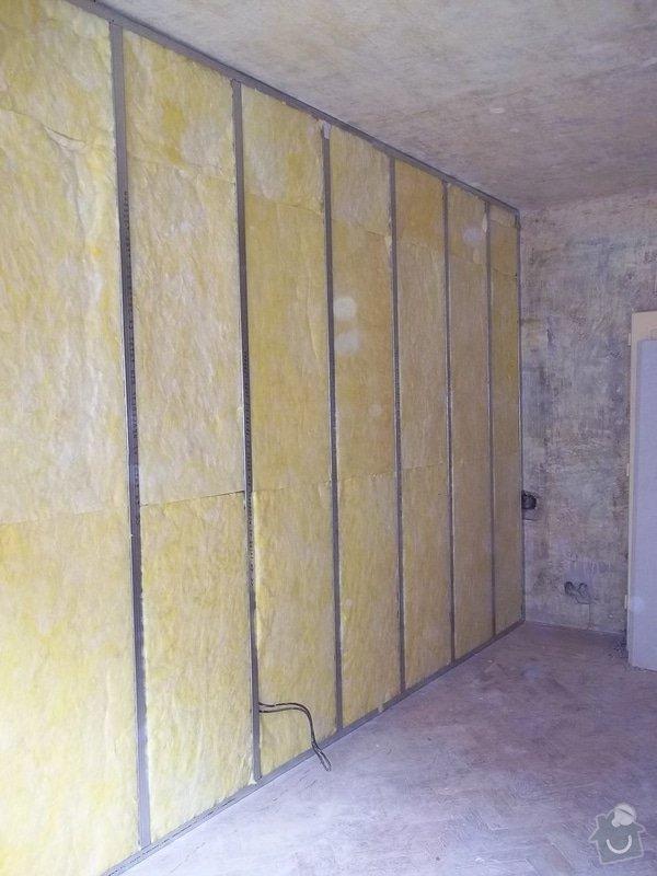 Odhlučnění stěny: 104_0476