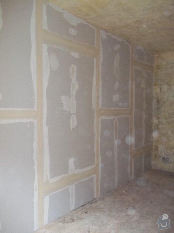 Odhlučnění stěny: 104_0477