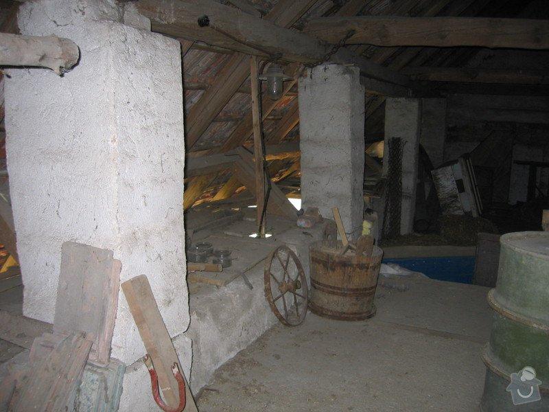 STŘECHA - rekonstrukce: IMG_5479