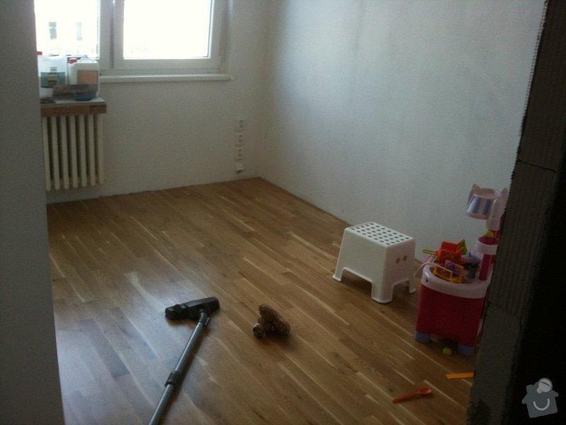 Nové parketové podlahy do celého bytu: fotky_prace_026