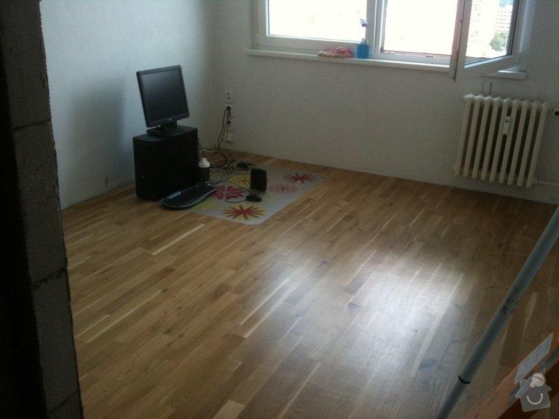Nové parketové podlahy do celého bytu: fotky_prace_027