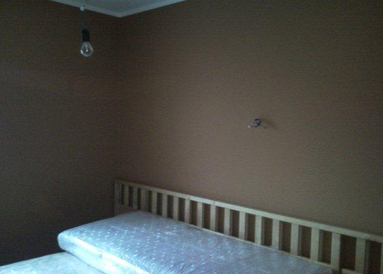Malování bytu barevně, + antik dekorační malba