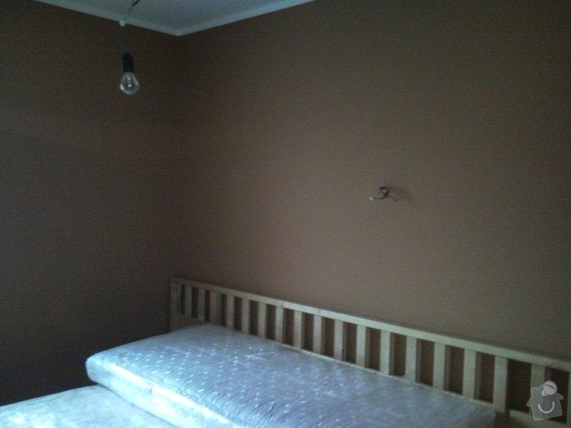 Malování bytu barevně, + antik dekorační malba: SNC00031