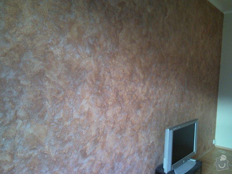 Malování bytu barevně, + antik dekorační malba: SNC00021