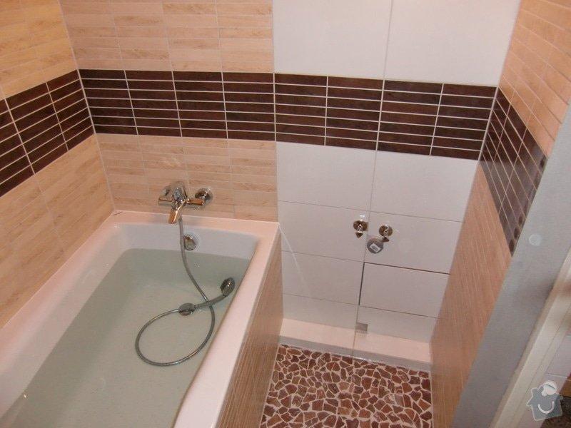Renovace koupelny: finale