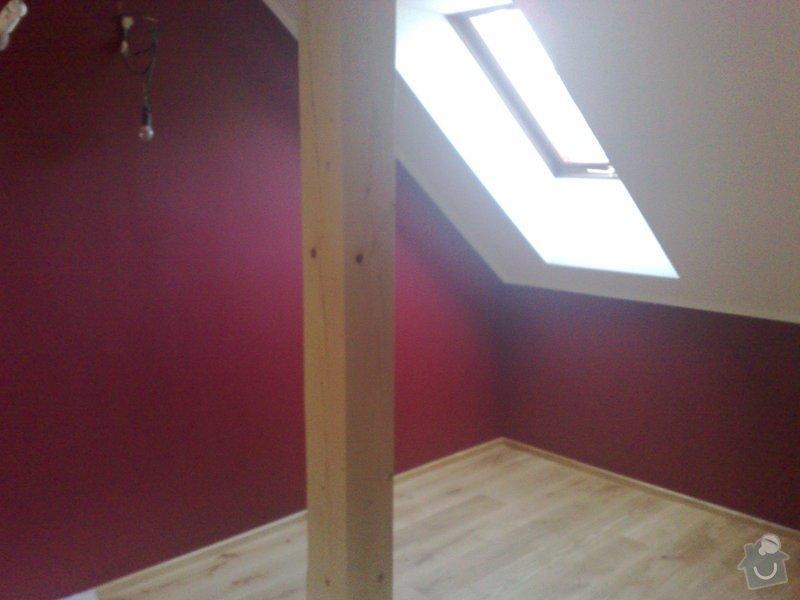 Malování bytu barevně, + antik dekorační malba: 21052009267