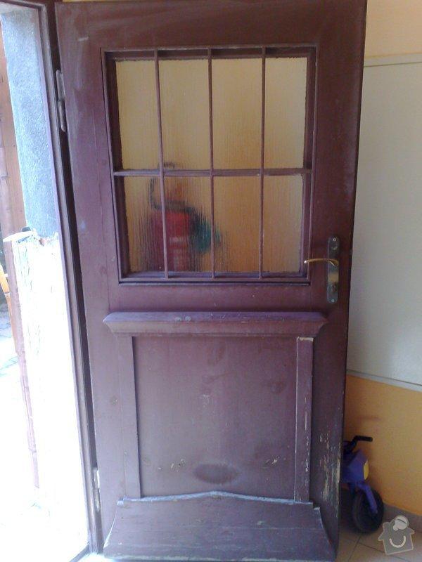 Renovace vchodových dveří: 02082011709