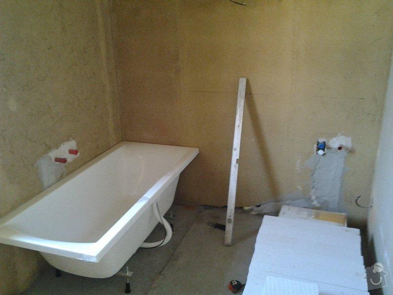Obklad koupelny: Fotografie0257