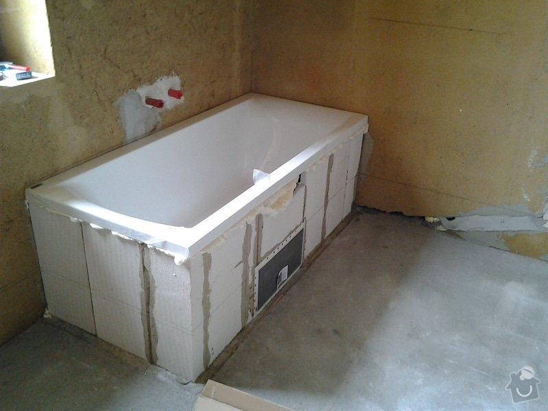 Obklad koupelny: Fotografie0264