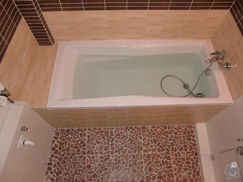 Renovace koupelny: finale5