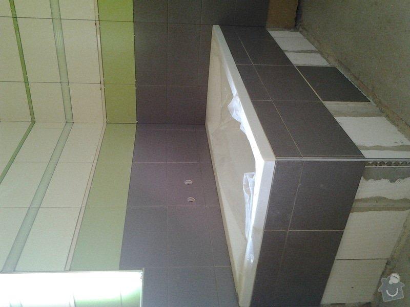 Obklad koupelny: Fotografie0277