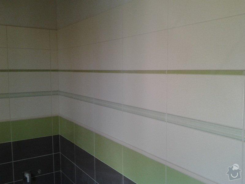 Obklad koupelny: Fotografie0305