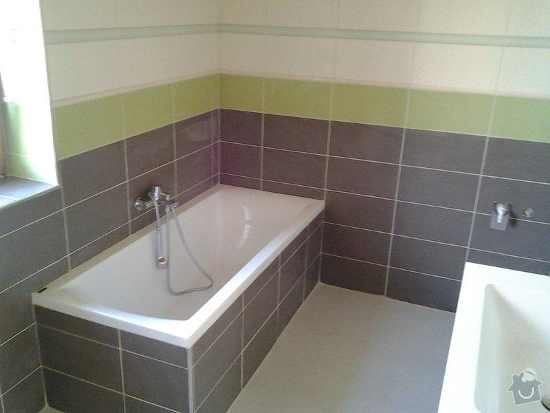 Obklad koupelny: Fotografie0304