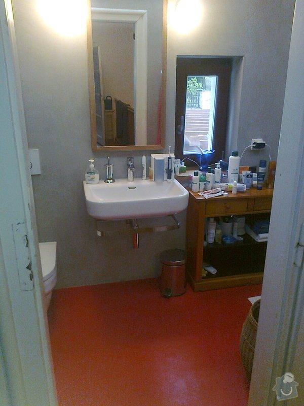 Rekonstrukce koupelny: Fotografie0297