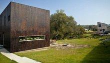 Novostavba rodinného domu - dřevostavba