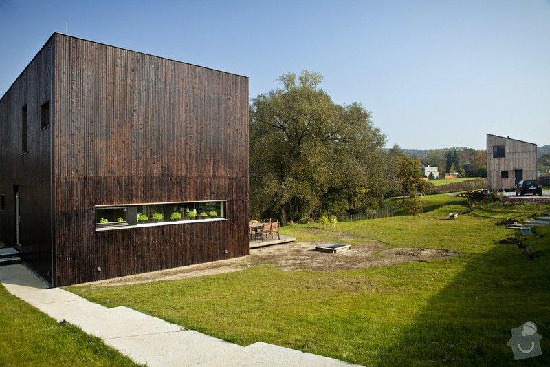 Novostavba rodinného domu - dřevostavba: _MG_7677