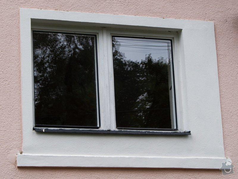 Výměna 7 oken: 1-vnejsi