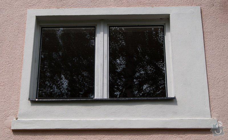 Výměna 7 oken: 3-vnejsi