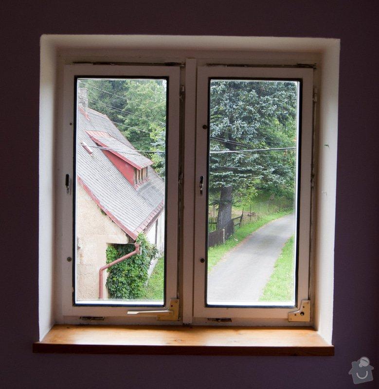 Výměna 7 oken: 3-vnitrni