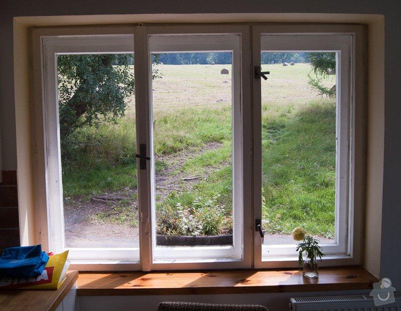 Výměna 7 oken: 5-vnitrni