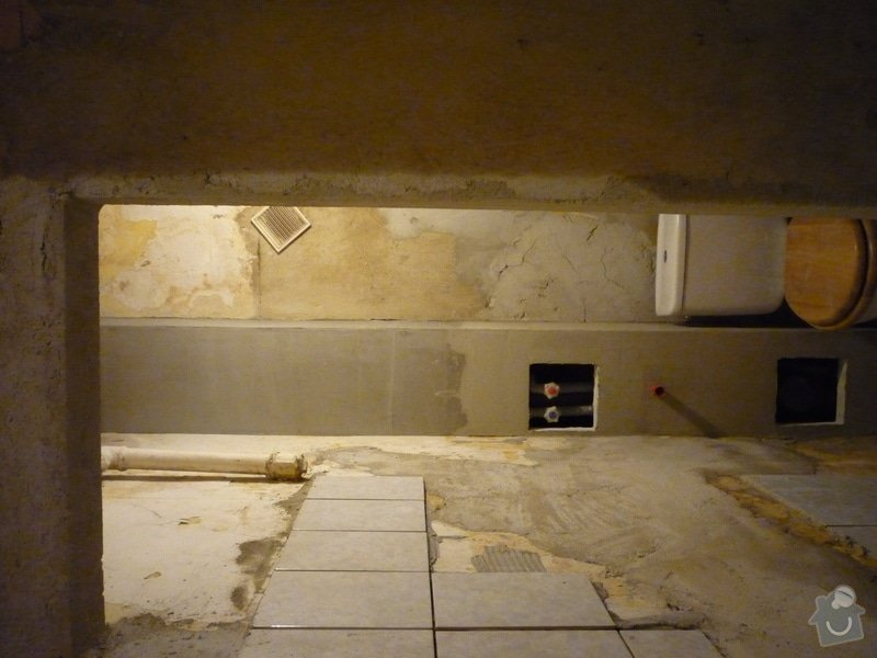 Rekonstrukce bytu 2+kk - 56 m2: P1000850