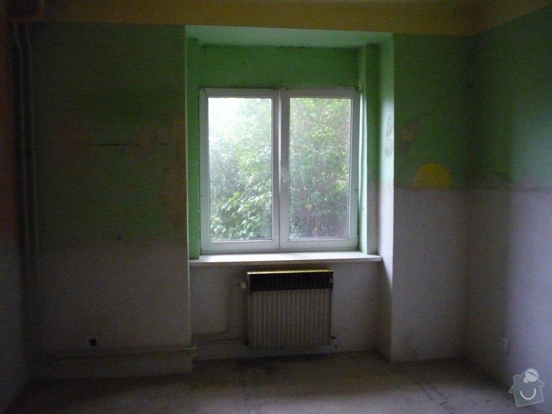 Rekonstrukce bytu 2+kk - 56 m2: P1000839