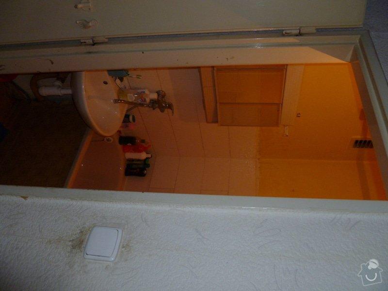 Obklad v koupelně: P1020271