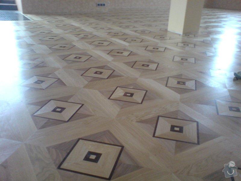Zámecká podlaha: DSC01985
