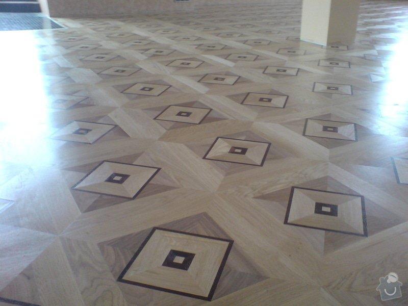 Zámecká podlaha: DSC01986