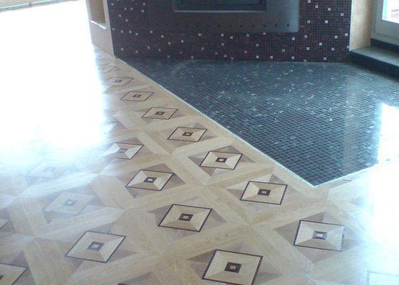 Zámecká podlaha