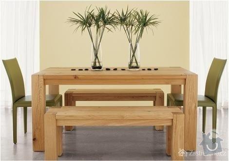 Truhlářská výroba stůl+lavice: stul_lavice