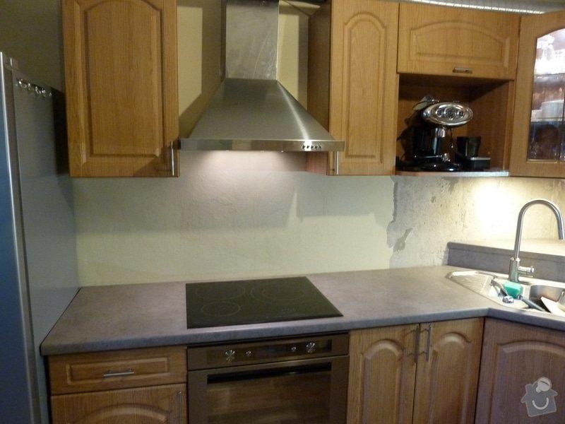 Obklad za kuchyňskou linku: P1010280
