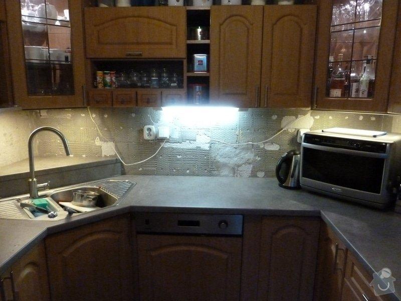 Obklad za kuchyňskou linku: P1010281