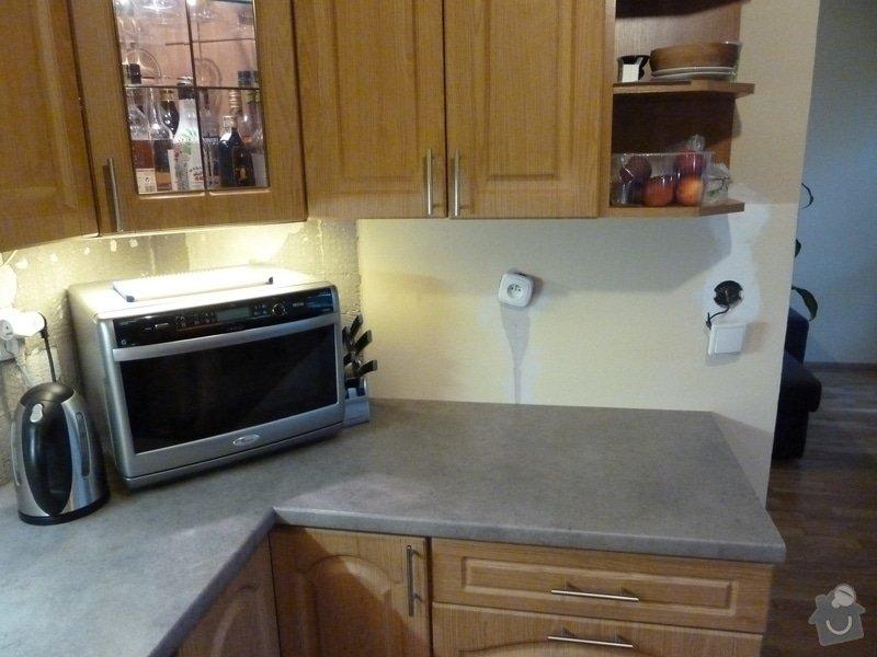 Obklad za kuchyňskou linku: P1010282