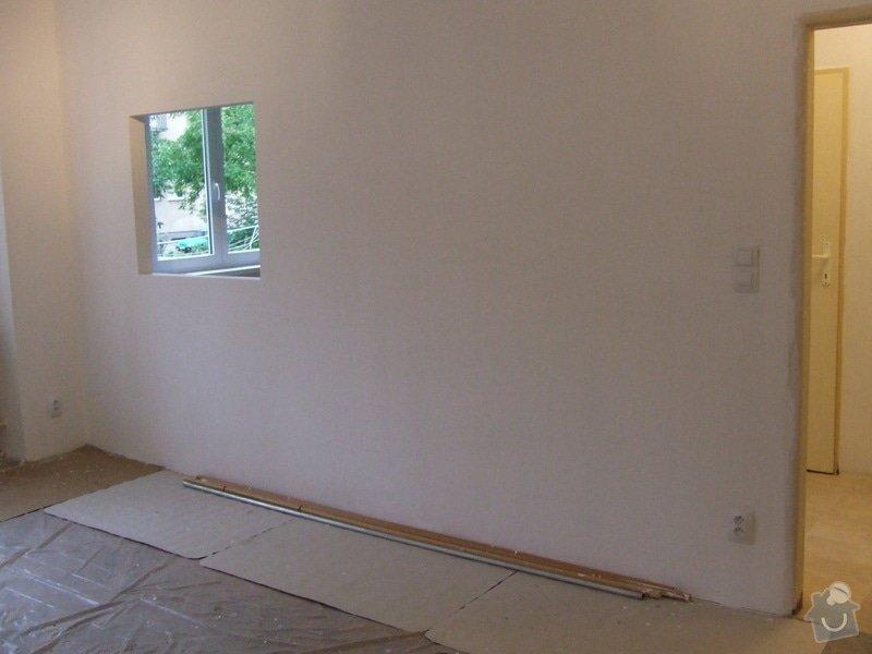 Rekonstrukce části elektroinstalace v  bytě 3+1: DSCF5997