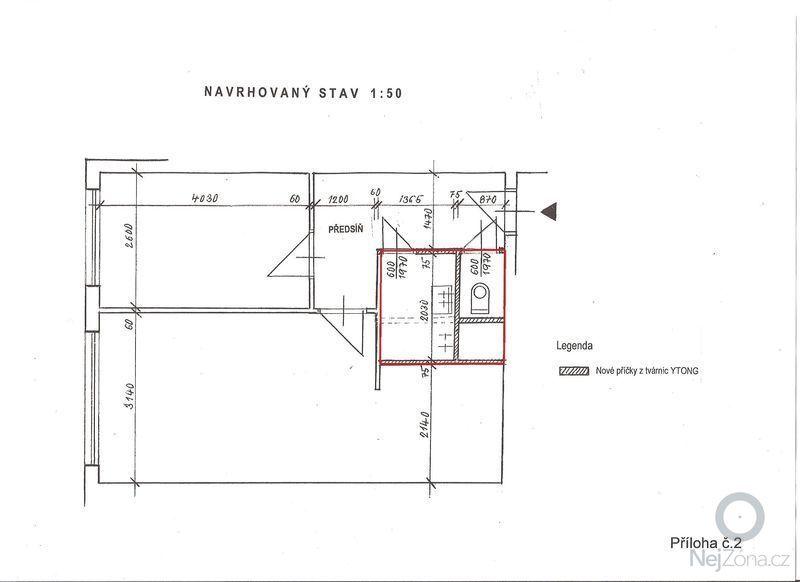 Kompletní rekonstrukce bytu 2kk: 2_kk