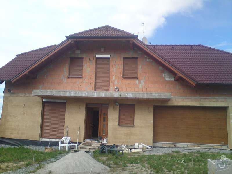 Kompletní elektroinstalace v novostavbě rodinného domu: DSC00509