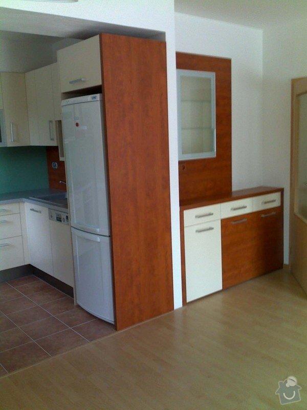 Kuchyňka v kancelářských prostorech: reference_2